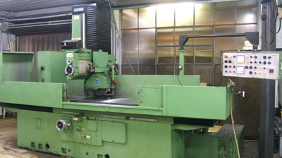 Surface grinding machine ABA FFU-1500/60 / Capacity : 1500 x 600 mm